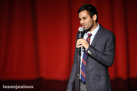 Aziz Ansari at Orpheum Theater, November 20–Late Show Added–Win Tickets