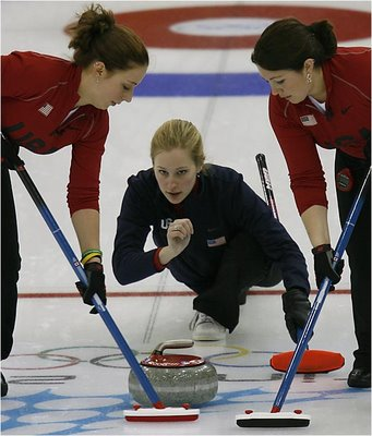 Curling!–Yes, Curling!–Hollywood Curling–Open House, This Sunday, January 31
