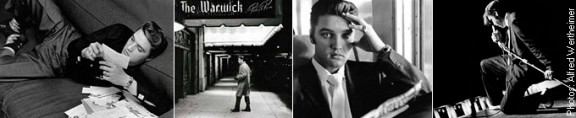 """Elvis at 21"" Photo Exhibit Opens at GRAMMY Museum"