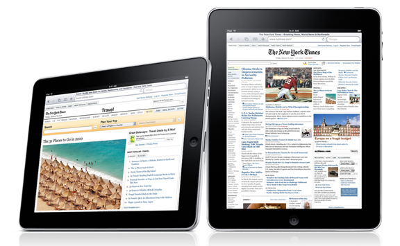 Apple iPad Touch Tablet Computer/eBook Reader Revealed to the World, World Forever Changed