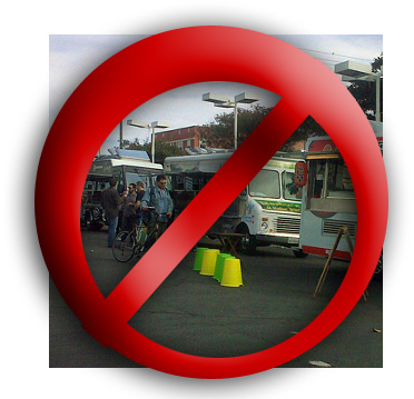 On The Scene at the Santa Monica Food Truck Lot, Day Two: Lot Closed Down by City of Santa Monica