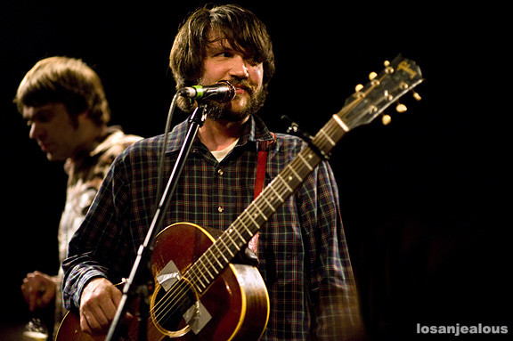 Tim Kasher, Pete Yorn & Craig Werden, Happy Hearts Haiti Benefit, Bootleg Theater, February 10, 2010