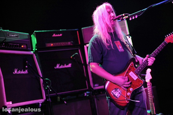 Dinosaur Jr., Troubadour, February 23, 2010