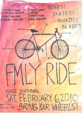 FMLY ride