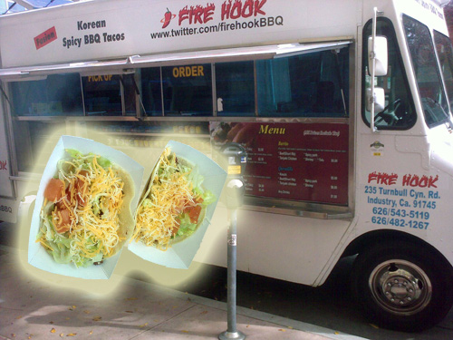 Latest, Possibly Worst, Kogi BBQ Knock-off Food Truck: Fire Hook