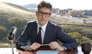 Ira Glass @ UCLA Royce Hall, Benefit for KCRW–Two Shows, March 27–On Sale This Morning