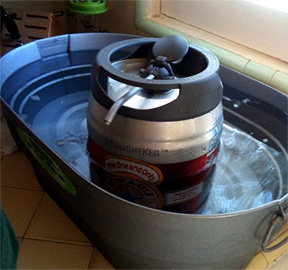 Newcastle Brown Ale DraughtKeg Debuts in LA