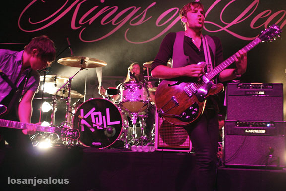 Kings of Leon Snag Record of the Year Grammy