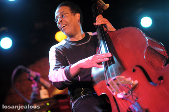 Stanley Clarke, Brixton South Bay, February 18, 2010