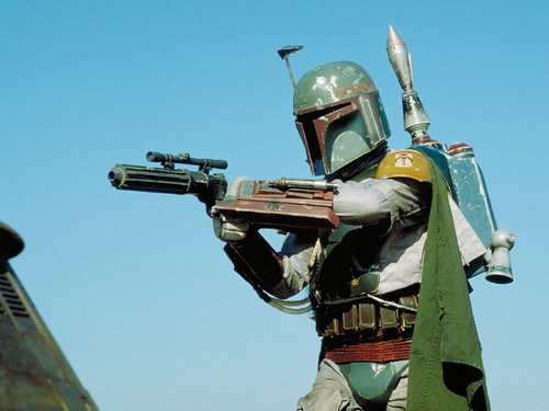 The DF Interview:  Boba Fett on Boba Tea
