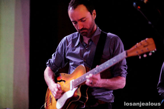 Broken Bells, Troubadour, March 14, 2010