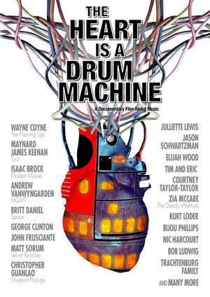 <em>The Heart is a Drum Machine</em> OC & LA Screenings Tomorrow & Next Week, DVD Out Next Tues