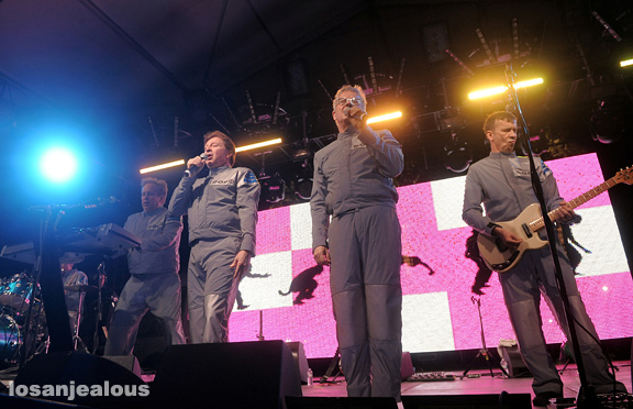 2010 Coachella Festival Photo Gallery: Devo