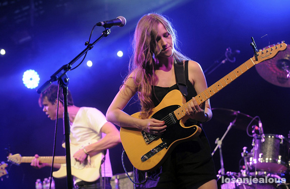 2010 Coachella Festival Photo Gallery: Dirty Projectors