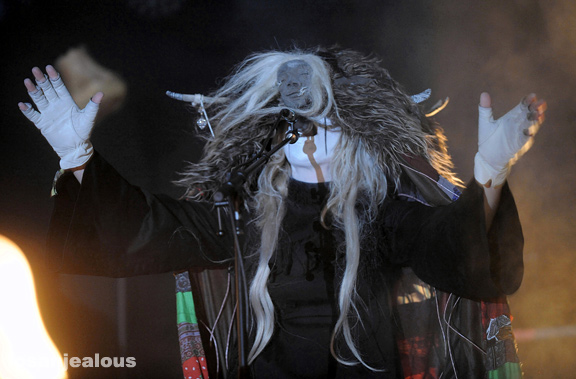 2010 Coachella Festival Photo Gallery: Fever Ray