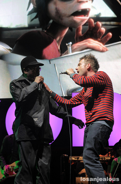2010 Coachella Festival Photo Gallery: Gorillaz