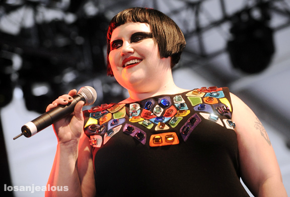 2010 Coachella Festival Photo Gallery: Gossip