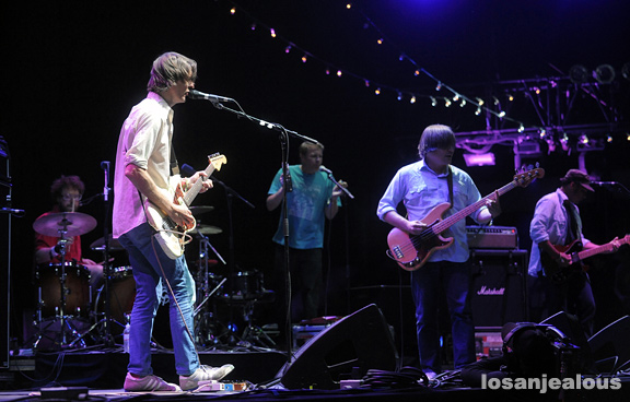 2010 Coachella Festival Photo Gallery: Pavement
