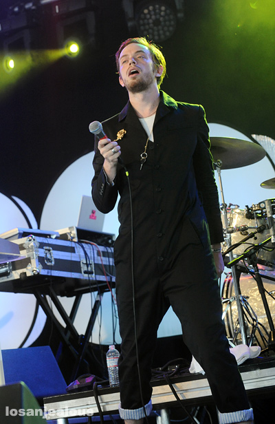 2010 Coachella Festival Photo Gallery: Yeasayer