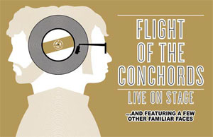 Flight of the Conchords, Live at the Hollywood Bowl, Sunday, May 30–Win Tickets Here Now