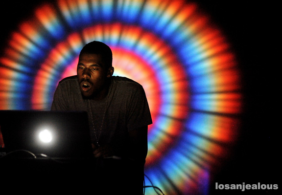Flying Lotus @ Echoplex, May 14, 2010