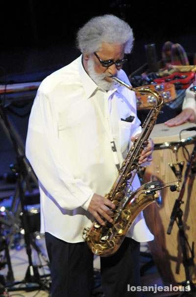 Sonny Rollins, Walt Disney Concert Hall, May 16, 2010