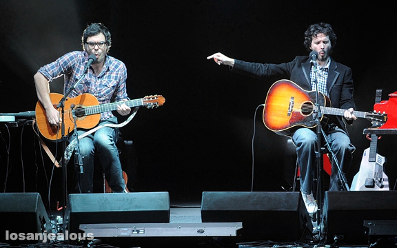 Flight of the Conchords, May 30, 2010, Hollywood Bowl