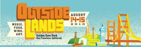 Tickets--2010 Outside Lands Festival, San Francisco, August 14-15--Kings of Leon, Strokes, Phoenix, My Morning Jacket & more--On Sale This a.m.