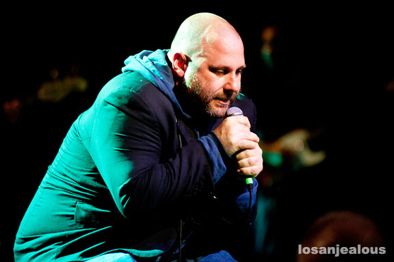 Sage Francis, The Music Box, June 6, 2010