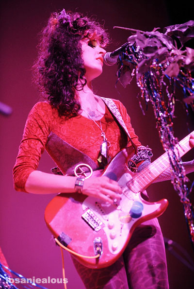 Cibelle, Orpheum Theater, July 2, 2010