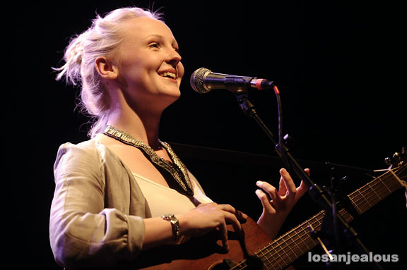Laura Marling @ El Rey Theatre, July 28, 2010