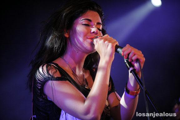 Marina and The Diamonds Troubadour July 7