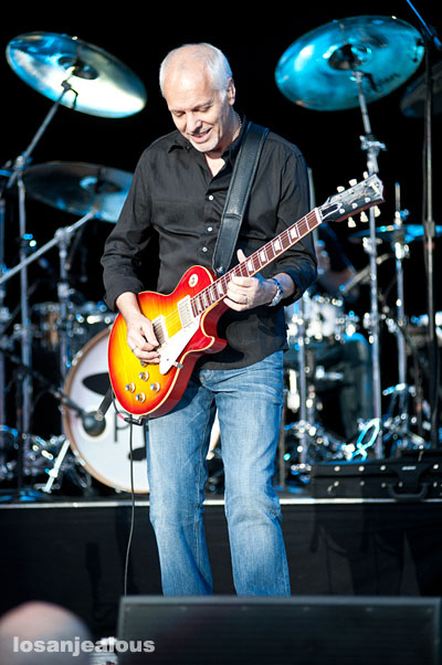 Peter Frampton, Greek Theater, July 9, 2010