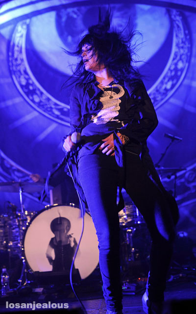The Dead Weather @ Hollywood Palladium, July 21, 2010