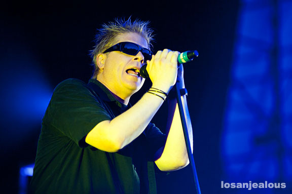 The Offspring, Verizon Wireless Amphitheater, July 24, 2010