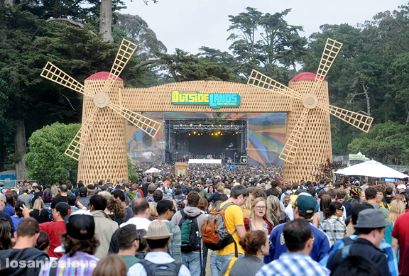 Outside Lands Festival 2010: Crowd Photos