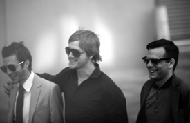 Tickets: Interpol @ The Greek Theater, October 23--On Sale This Saturday 10 a.m., Pre-sale Now