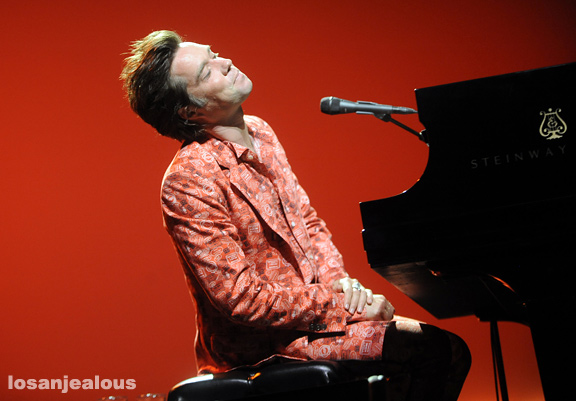 Rufus Wainwright, Greek Theater, August 20, 2010