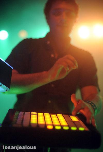 Innerpartysystem, The Music Box, September 21, 2010
