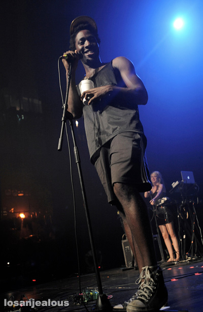 Photos: Kele @ The Music Box, September 21, 2010