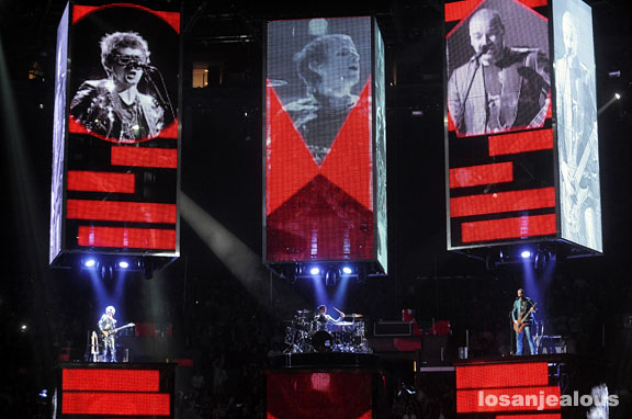 Photos: Muse, Staples Center, September 25, 2010