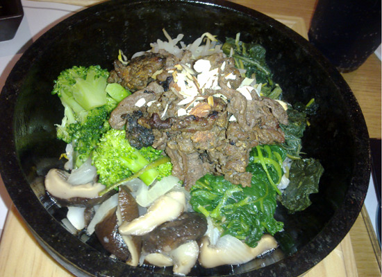 Bibigo–New Korean Bibimbap Chain Restaurant in Westwood