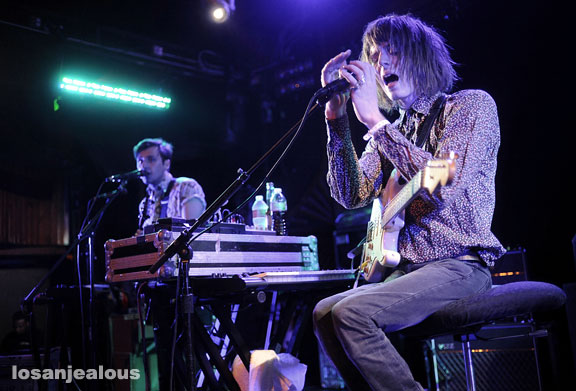 Mystery Jets, Troubadour, September 17, 2010