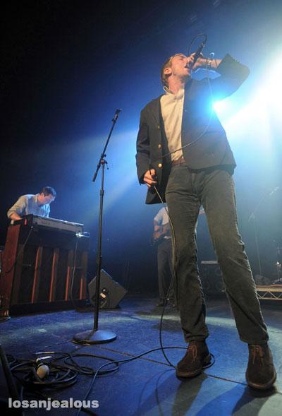 The Walkmen, The Music Box, September 15, 2010