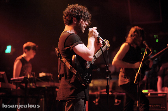 Photos: Foals at the El Rey, October 19, 2010