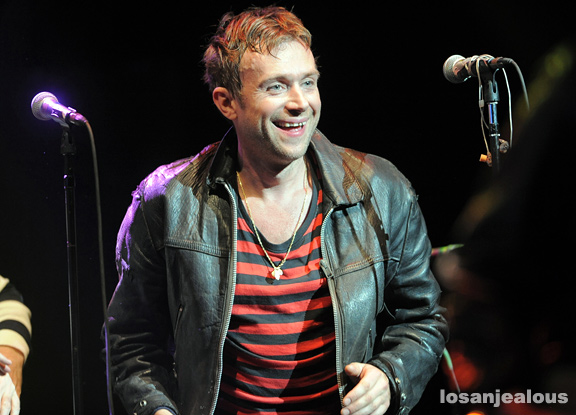 Photos: Gorillaz at Gibson Amphitheater, October 27, 2010