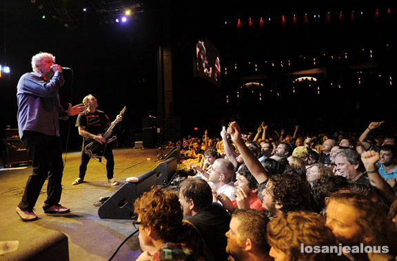 Photos: Guided By Voices, Matador at 21, Las Vegas, October 3, 2010 #Matador21