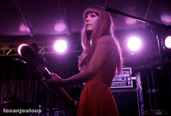 Jenny & Johnny and La Sera at Music Box This Sat 6/11–Win Tickets