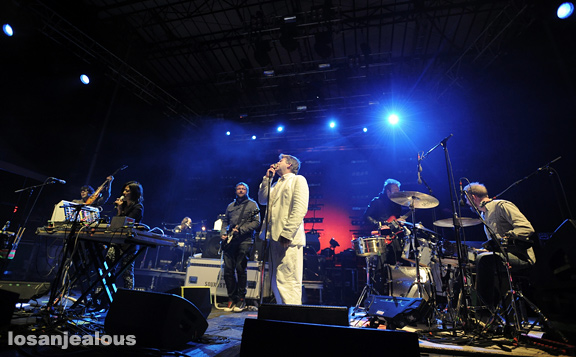 Photos: LCD Soundsystem @ 2010 Treasure Island Music Festival