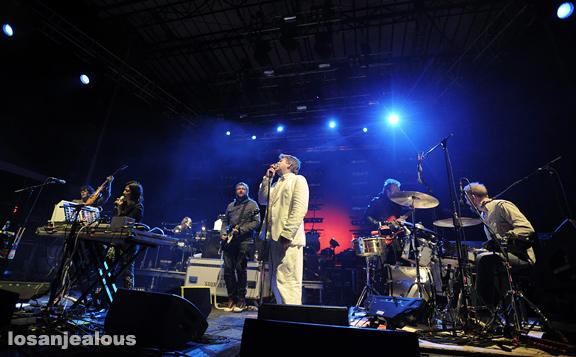 Photos: LCD Soundsystem @ 2010 Treasure Island Music Festival